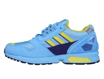 adidas ZX 8000 EG8784 Clear Aqua/Light Aqua/Shock Yellow