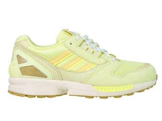 adidas ZX 8000 H02119 Yellow Tint / Orange Tint / Pulse Yellow